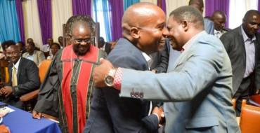 Jubilee leaders: We'll amend law, swear in Uhuru if Supreme Court rules against him